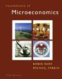 Foundations of Microeconomics & MyEconLab Student Access Code Card (5th Edition)