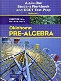 All-In-One Student Workbook and OCCT Test Prep Version A OK Pre-Algebra