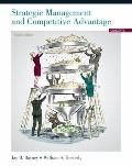 Strategic Management and Competitive Advantage: Concepts (4th Edition)
