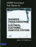 NATEF Correlated Task Sheets for Diagnosis and Troubleshooting of Automotive Electrical, Ele...