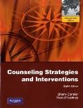 Counseling Strategies and Interventions : International Edition