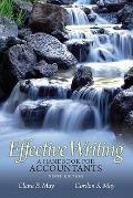 Effective Writing: A Handbook for Accountants, 9th Edition