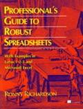 Professional's Guide to Robust Spreadsheets