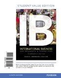 International Business: Environments & Operations, Student Value Edition (14th Edition)