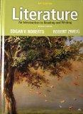Literature: An Introduction to Reading and Writing, AP Edition, Second Edition