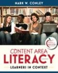 Content Area Literacy : Learners in Context