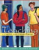 Teaching in the Middle and Secondary Schools (10th Edition)