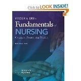 Kozier &Erb's Fundamentals of Nursing Plus MyNursingLab (9th Edition)