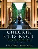 Check-in Check-Out: Managing Hotel Operations (9th Edition)