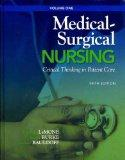 Medical-Surgical Nursing: Critical Thinking in Patient Care, Volume 1 with Medical-Surgical ...