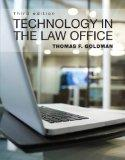 Technology in the Law Office (3rd Edition)