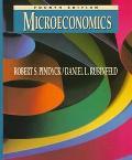 Microeconomics  4th Edition  (Hardcover, 1997)