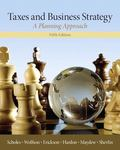 Taxes & Business Strategy (5th Edition)