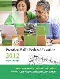Prentice Hall's Federal Taxation 2012 Individuals (25th Edition) (Prentice Hall's Federal Ta...