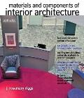 Materials and Components of Interior Architecture