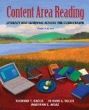 Content Area Reading: Literacy and Learning Across the Curriculum, Student Value Edition (10...