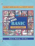 Word by Word Basic Picture Dictionary Teacher's Resource Book and Activity Masters