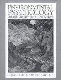 Environmetal Psychology An Interdisciplinary Perspective