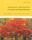 Assessment Procedures for Counselors and Helping Professionals (8th Edition) (Merrill Counse...