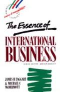 Essence of International Business