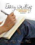 Essay Writing for Canadian Students with MyCanadianCompLab (7th Edition)