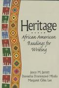 Heritage African American Readings for Writing