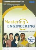 MasteringEngineering with Pearson eText -- Standalone Access Card -- for Engineering Mechani...