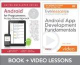 Android App Development Fundamentals LiveLessons Bundle (Livelessons: Deitel Developers Series)