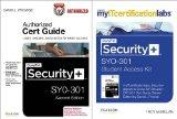 Comptia Security+ Sy0-301 Cert Guide with Myitcertificationlabs Bundle