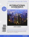 International Economics, Student Value Edition (6th Edition) (The Pearson Series in Economics)