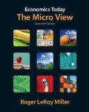 Economics Today: The Micro View plus NEW MyEconLab with Pearson eText (1-semester access) --...