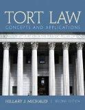 Tort Law: Concepts and Applications (2nd Edition)