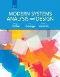 Modern Systems Analysis and Design (7th Edition)