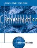 Criminal Investigation: The Art and the Science (7th Edition)