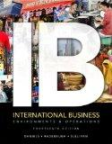 International Business: Environments & Operations Plus NEW MyManagementLab with Pearson eTex...
