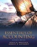 Essentials of Accounting Plus NEW MyAccountingLab with Pearson eText -- Access Card Package ...