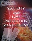 Security and Loss Prevention Management with Answer Sheet (AHLEI) (2nd Edition)