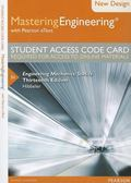 New Masteringengineering with Pearson Etext -- Access Card-- for Engineering Mechanics : Sta...