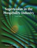 Supervision in the Hospitality Industry with Answer Sheet (EI) (4th Edition)
