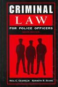 Criminal Law for Police Officers