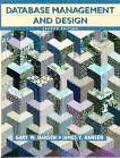 Database Management and Design