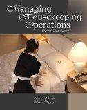 Managing Housekeeping Operations with Answer Sheet (EI) (3rd Edition)