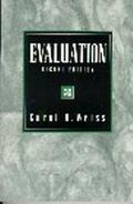 Evaluation Methods for Studying Programs and Policies