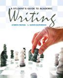 A Student's Guide to Academic Writing with MyCanadianCompLab