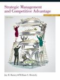 Strategic Management and Competitive Advantage (5th Edition)