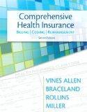 Comprehensive Health Insurance: Billing, Coding &Reimbursement Plus NEW MyHealthProfessionsL...