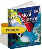 HIGH SCHOOL PHYSICAL SCIENCE 2011 STUDENT EDITION (HARDCOVER) GRADE 9/10