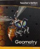 Pearson Geometry: Common Core Teacher's Edition, Vol. 1