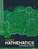 Prentice Hall Mathematics Common Core, Course 2