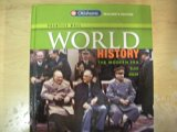 Prentice Hall World History The Modern Era Oklahoma Teacher's Edition